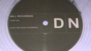 Regis & Ian J. Richardson - Untitled B1 [Staff Car]
