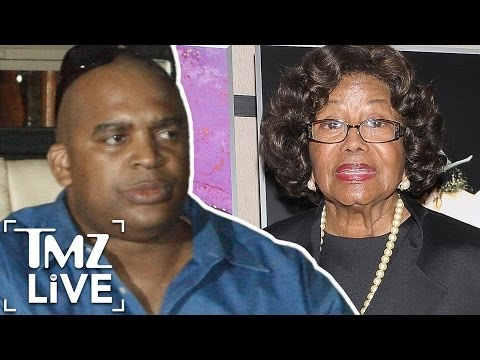 Katherine Jackson: My Nephew Is Abusing Me | TMZ Live