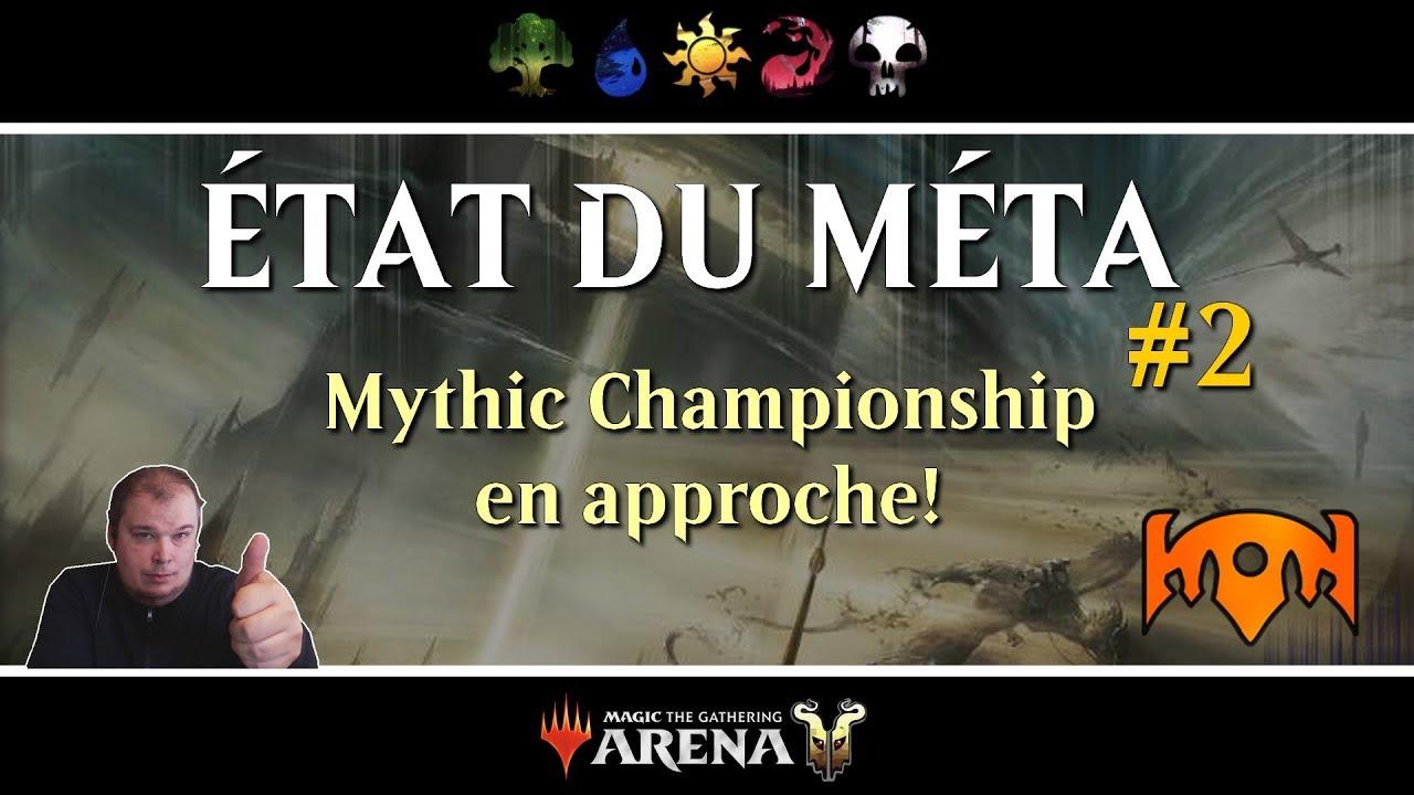Magic Arena Meta