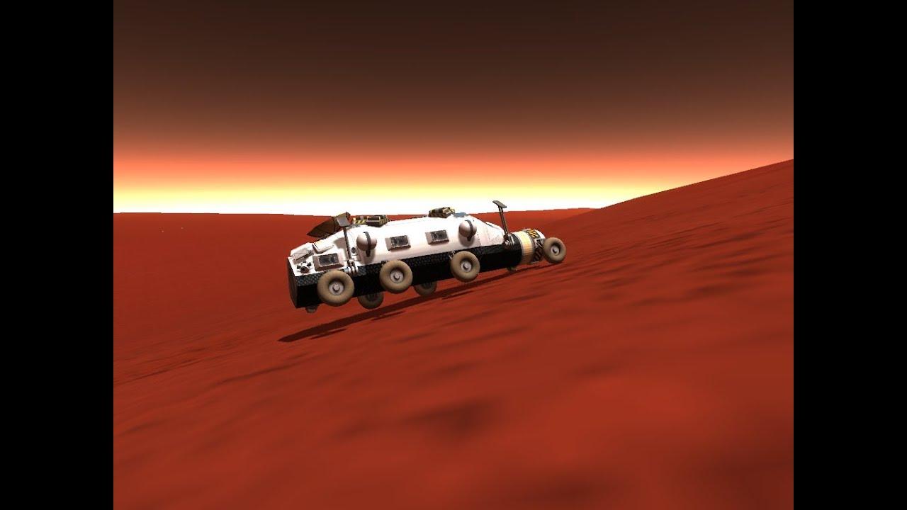 ksp mars exploration rover - photo #10