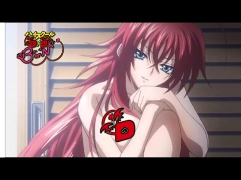 HighSchool DxD BorN PV2 Oppai Dragon Song 10 hours