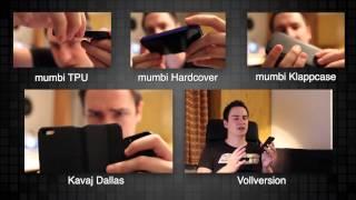 Apple iPhone 5 Case-Auswahl von Kavaj und mumbi