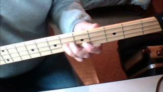 Sail On (Bass Cover)