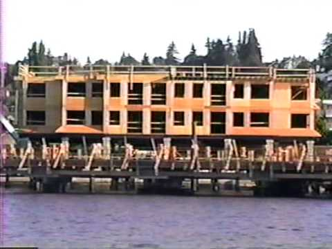 (PART ONE) Ro Helke (RIP), and Best Friend Eric Turnbow's Puget Sound Boat Trips ....06-19-2001