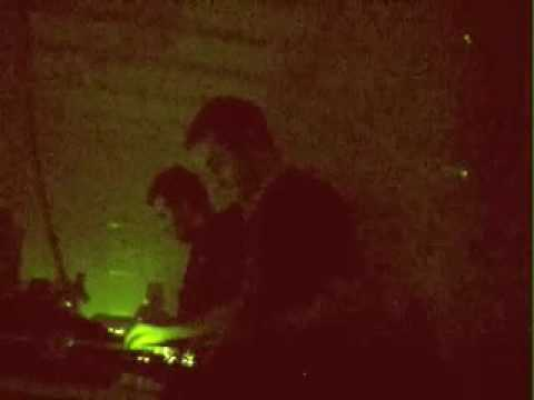 Autechre Live Warehouse Project Pt2of5.  Filmed by Mark Pilkington/Thought Universe.