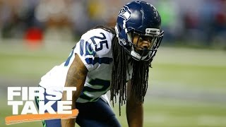Is It Insulting To Trade Richard Sherman? | First Take | March 30, 2017