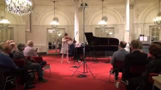 Anoek Brokaar/Frank Oppedijk - Spiegelzaal Concertgebouw