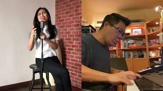 (Acoustic) Layarlah Kembali - Aubrey Suwito feat. Dayang Nurfaizah
