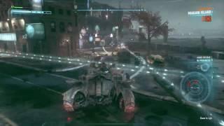 Batman Arkham Knight #37 Deathstroke fail