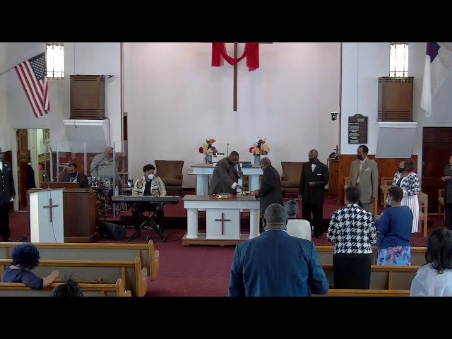 05-02-2021 - Sunday Worship Service by Pastor Anthony Bell