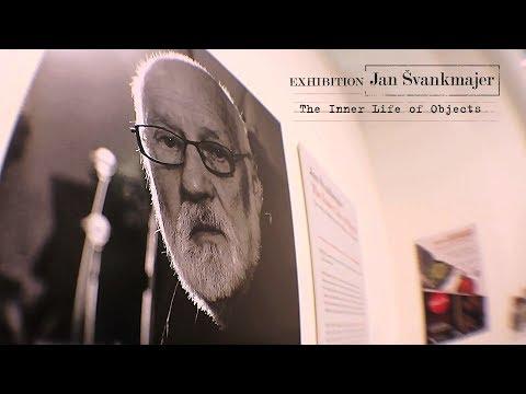 Jan Švankmajer | Inner Life of Objects Exhibition //  Czech Artist & Filmmaker