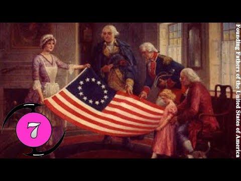 บิดาผู้ก่อตั้งประเทศสหรัฐอเมริกา / Founding Fathers of the United States of America
