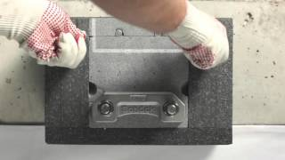 Schöck Isokorb® RT (ancien Isokorb® R) : Solution nœud constructif pour une rénovation durable