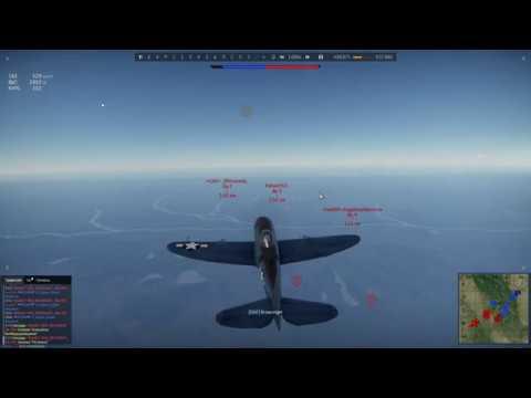 WAR Thunder/ Полёт без крыла