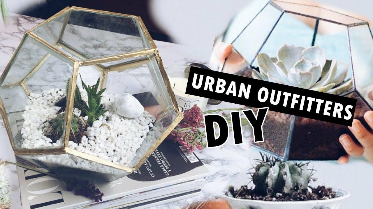 CDケースで作る♪ジオメトリックガラス容器☆おしゃれな多肉植物鉢DIY
