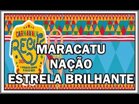 MARACATU NAÇÃO ESTRELA BRILHANTE DO RECIFE CONCURSO DE AGREMIAÇÕES RECIFE 2020