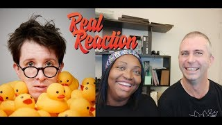 James Veitch Stand-Up Reaction