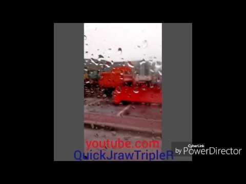 Rainy Bus Tour(Milwaukee County Transit) Routes 14 - Route 51.
