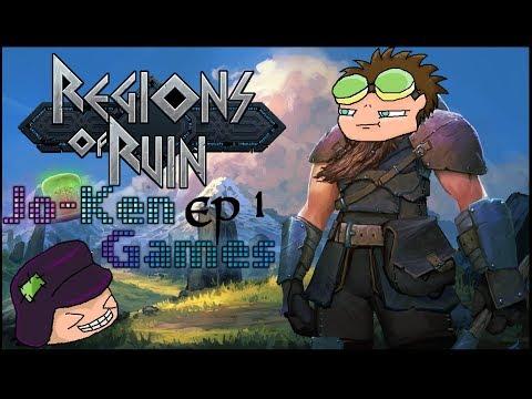 JOKEN Games: Regions Of Ruin EP 1: Dwarf Or Doofus |