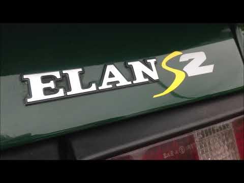 Owning A Lotus Elan S2 M100 | Vlog #2 | Badge Engineering?