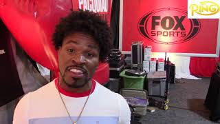 Shawn Porter predicts Manny Pacquiao Will Beat Keith Thurman By Decision