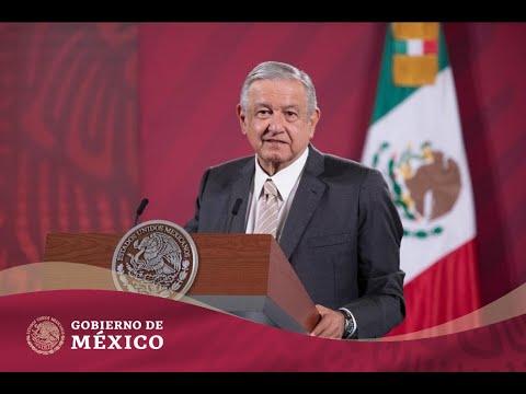 #ConferenciaPresidente | Jueves 29 de octubre de 2020