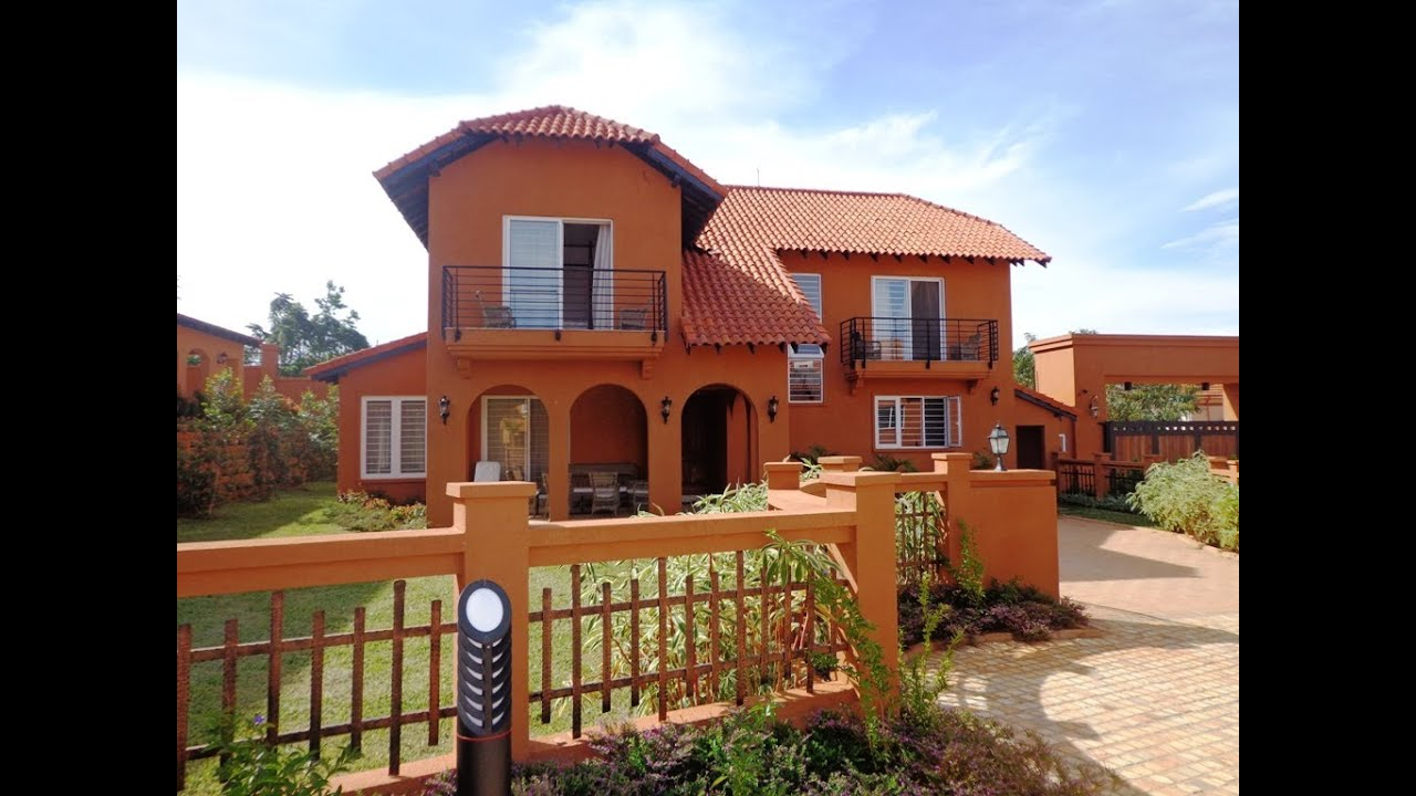 Mansions For Sale >> Executive houses for rent in Kampala - YouTube