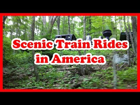 The 5 Most Scenic Train Rides in America | USA Attractions Travel Guide