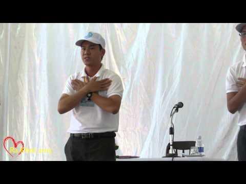 Múa vũ: Giêsu Love  - Ra Khơi 2013 - GP BÀ RỊA
