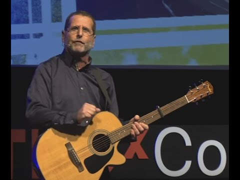 Music Heals | Corey Bergman | TEDxCoconutGrove