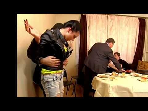 Драка на передаче Званый ужин Яна Лукьянова The Fight On The Transfer Of Jan Lukyanov Dinn