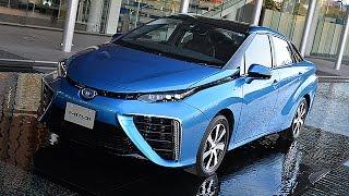トヨタ自動車は18日、走行中に二酸化炭素を出さず、「究極のエコカー...
