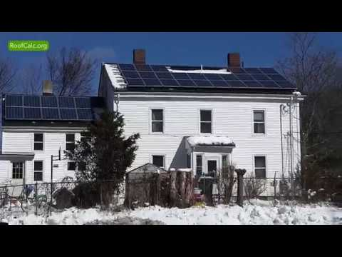 Roof Fails After Solar is Installed - Don't Install Solar Panels on Old Roofs