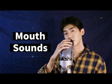 Korean ASMR | Mouth Sounds  | Veiled ASMR male