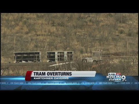 Multiple injuries reported in tram accident at Kartchner Caverns State Park