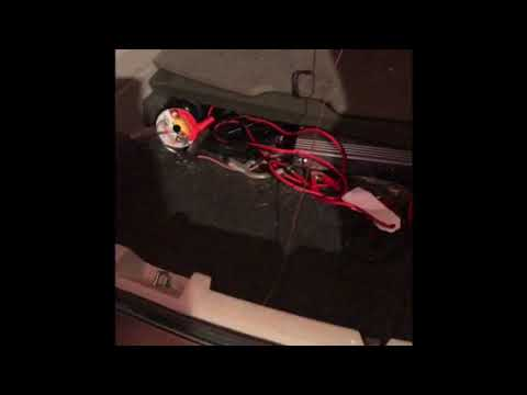 How to install extra red wire on radio wire harness for a 2008 dodge
