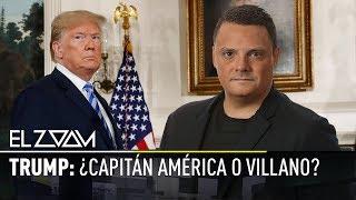 Trump: ¿Capitán América o Villano? - El Zoom de RT