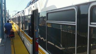 Ridin Metro Expo Line- Expo Vermont to Expo park USC
