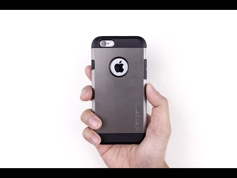 Spigen Tough Armor Case for iPhone 6 - Review