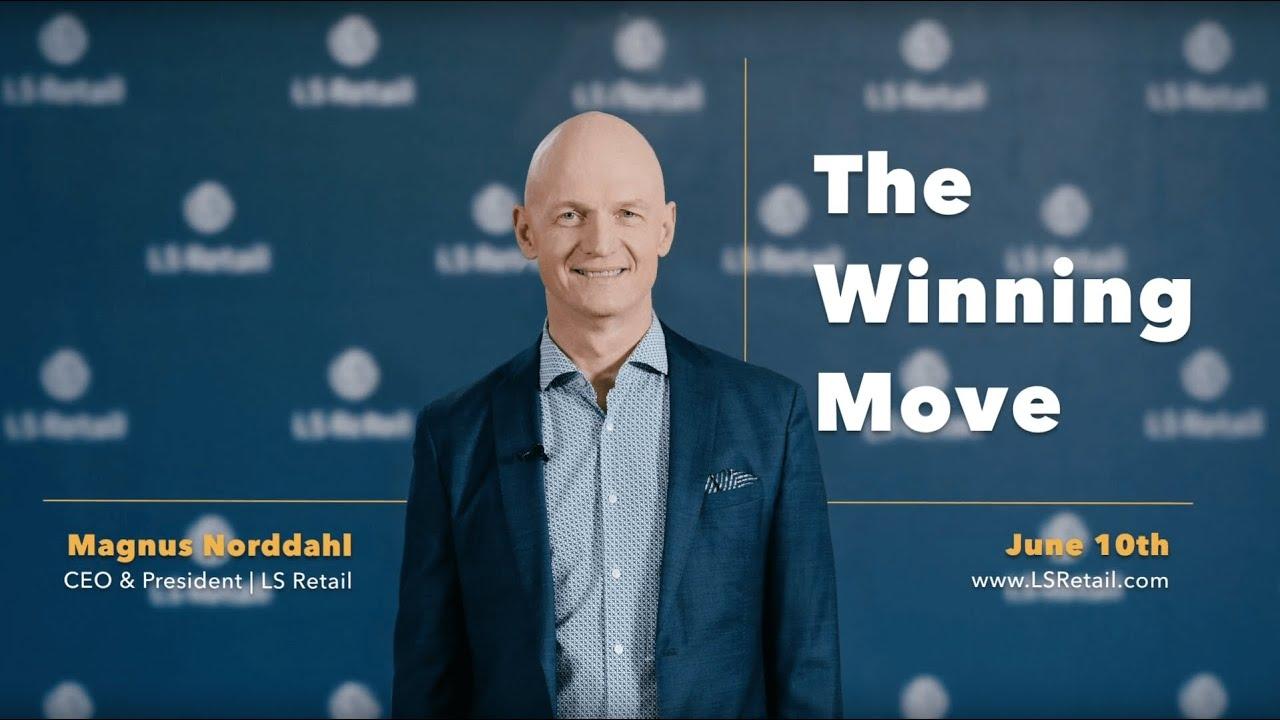 The winning move - Magnus Norddahl keynote 2020