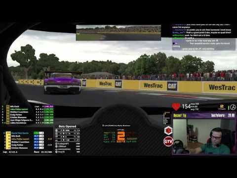 iRacing: Most epic GT3 race ever - Mount Panorama