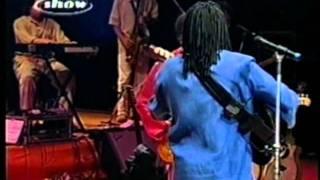 MIlton Nascimento e Gilberto Gil - Fé Cega e Faca Amolada ao vivo 2001