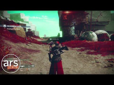 Destiny 2 gameplay demo | Ars Technica
