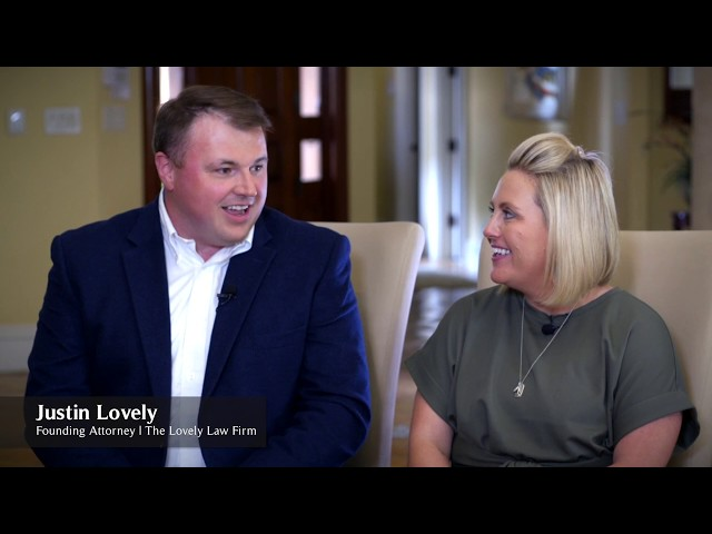 The Lovely Law Firm - Branding Video