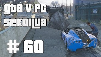 JUIZZIN TORPEDOT! - GTA V PC Sekoilua