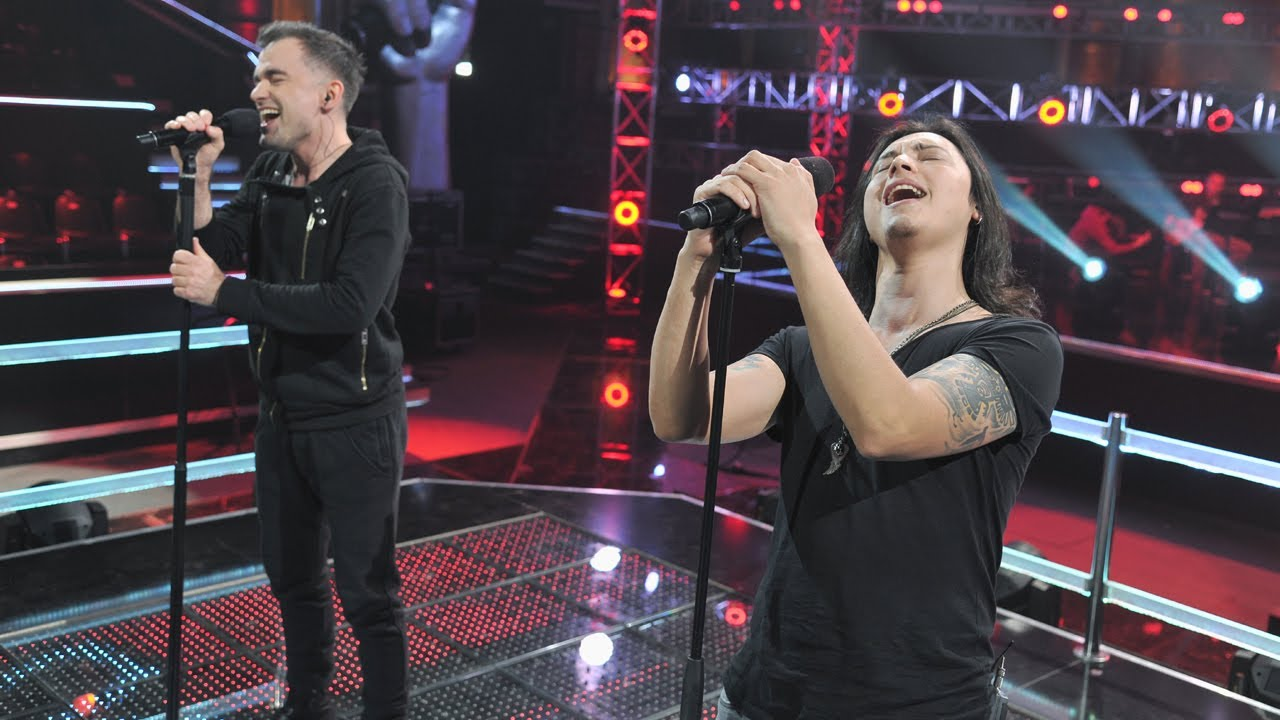The Voice of Poland IV - Michał Rudaś vs Juan Carlos Cano -