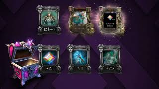 Unlucky chest opening-Vainglory 4.3