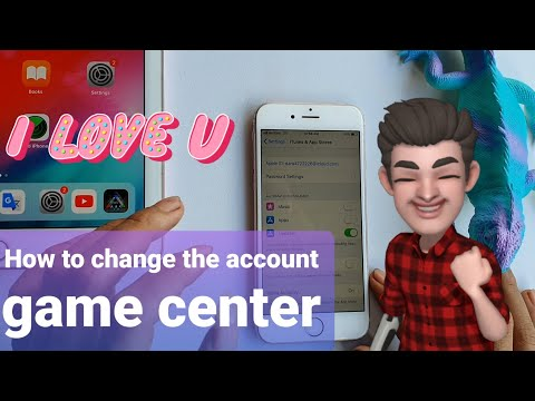 How To Change The Account Game Center Review Ios
