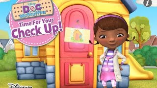 Doc McStuffins: Time For Your Check Up | Disney Game App for Kids