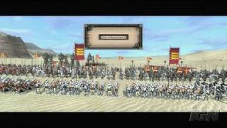 Medieval II: Total War PC Games Gameplay - Who
